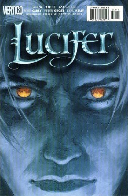 Lucifer (2000) no. 52 - Used