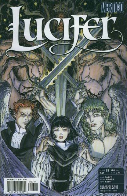Lucifer (2000) no. 53 - Used
