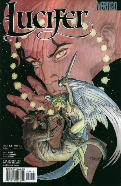 Lucifer (2000) no. 54 - Used