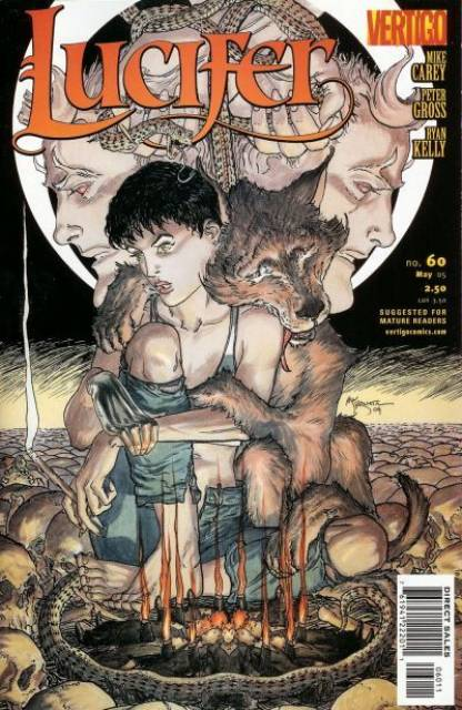 Lucifer (2000) no. 60 - Used