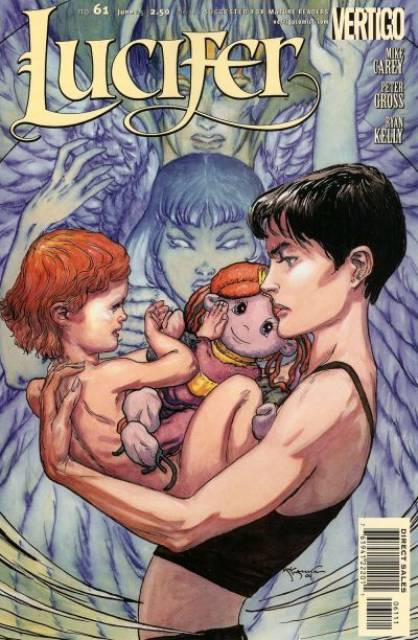 Lucifer (2000) no. 61 - Used