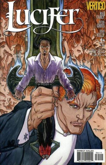 Lucifer (2000) no. 64 - Used