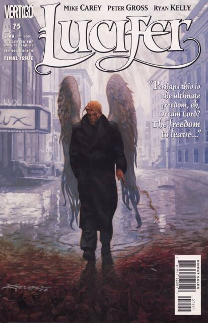 Lucifer (2000) no. 75 - Used