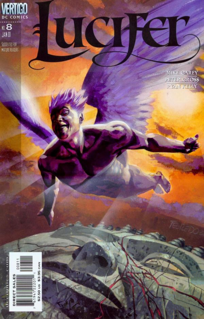 Lucifer (2000) no. 8 - Used