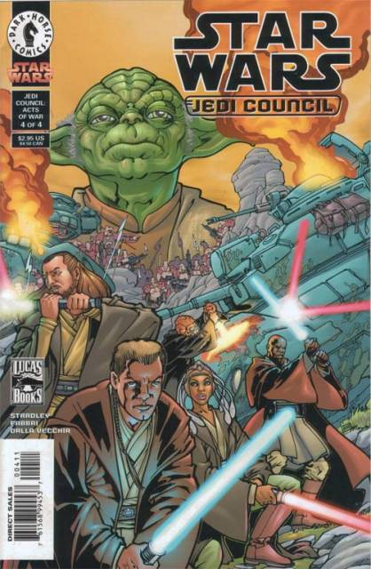 Star Wars: Jedi Council (2000) Complete Bundle - Used
