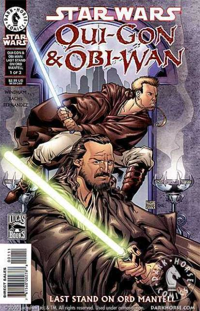 Star Wars: Qui-Gon and Obi-Wan (2000) no. 1 - Used