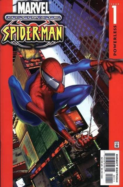 Ultimate Spider-Man (2000) no. 1 - (Free Comic Book Day Release) - Used