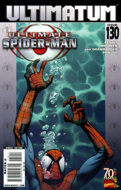 Ultimate Spider-Man (2000) no. 130 - Used