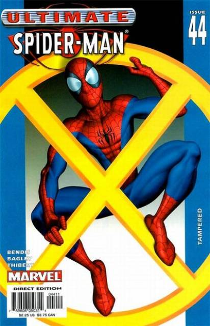 Ultimate Spider-Man (2000) no. 44 - Used