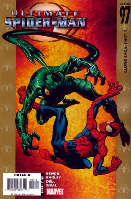 Ultimate Spider-Man (2000) no. 97 - Used