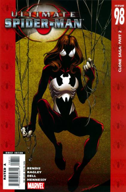 Ultimate Spider-Man (2000) no. 98 - Used