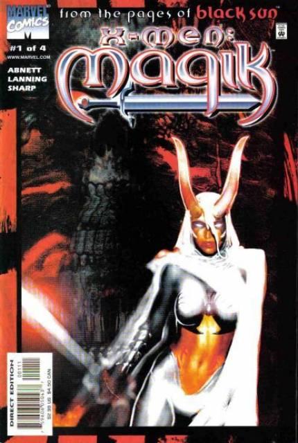 X-Men Magik (2000) Complete Bundle - Used