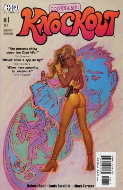 Codename Knockout (2001) no. 1 - Used
