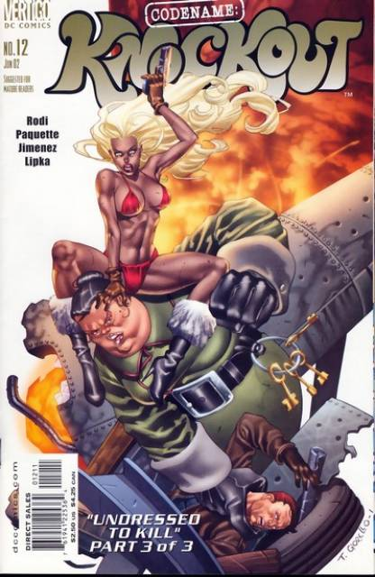 Codename Knockout (2001) no. 12 - Used