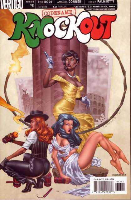 Codename Knockout (2001) no. 13 - Used