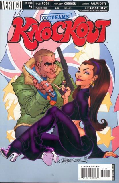 Codename Knockout (2001) no. 14 - Used