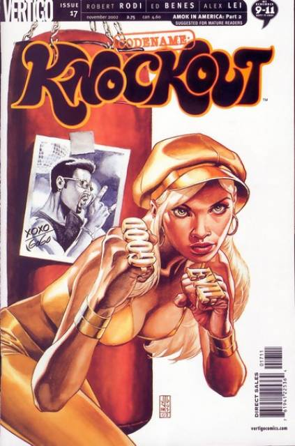 Codename Knockout (2001) no. 17 - Used