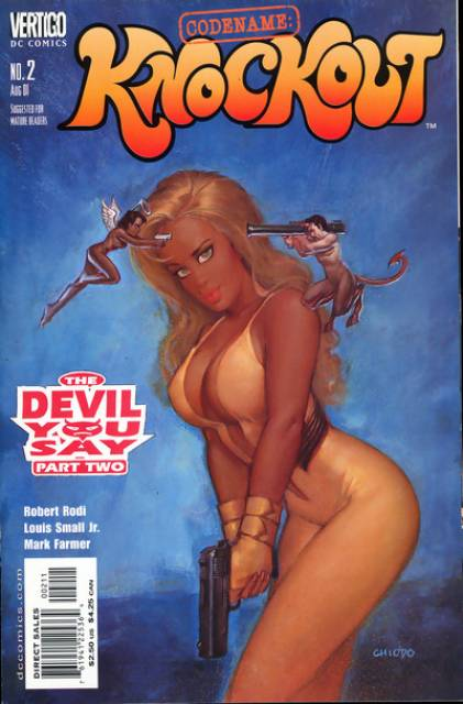 Codename Knockout (2001) no. 2 - Used