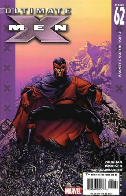 Ultimate X-Men (2001) no. 62 - Used