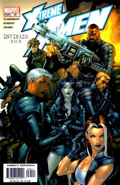 X-Treme X-Men (2001) no. 35 - Used
