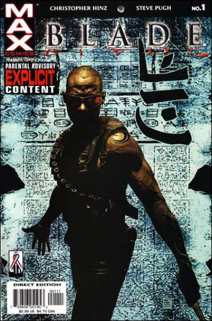 Blade (2002) Complete Bundle - Used