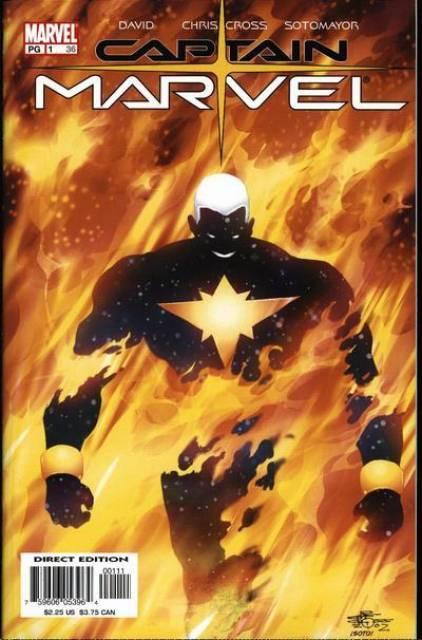 Captain Marvel (2002) no. 1 - Used