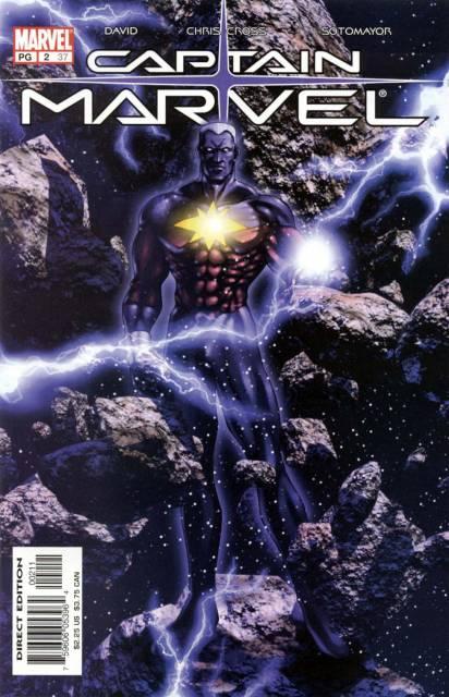 Captain Marvel (2002) no. 2 - Used