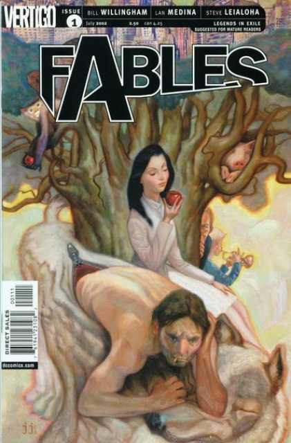 Fables (2002) no. 1 - Used