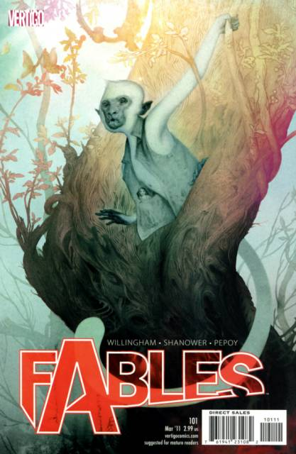 Fables (2002) no. 101 - Used