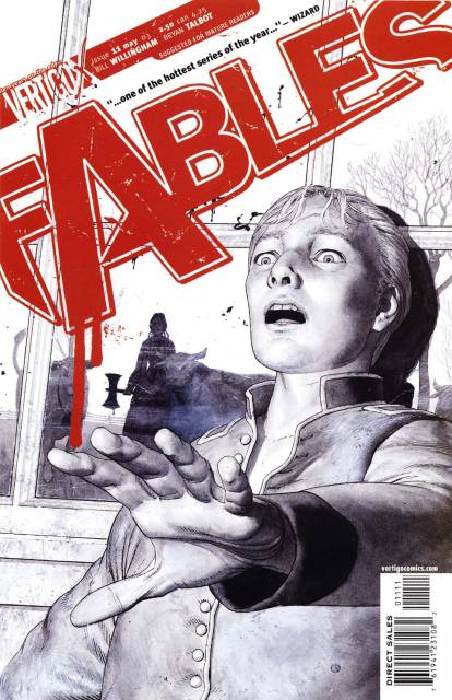 Fables (2002) no. 11 - Used