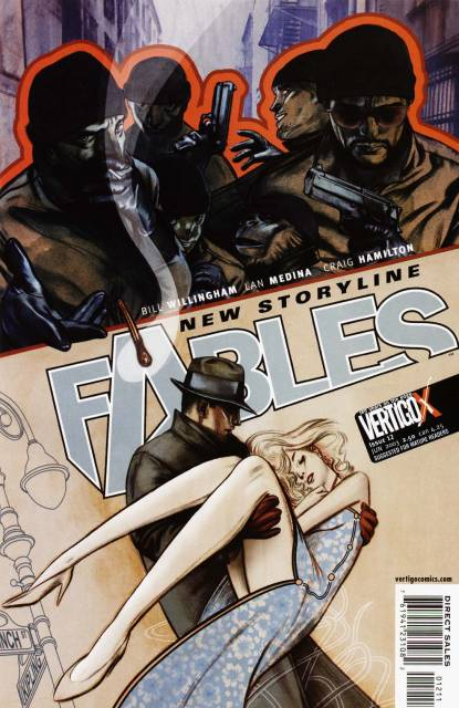 Fables (2002) no. 12 - Used