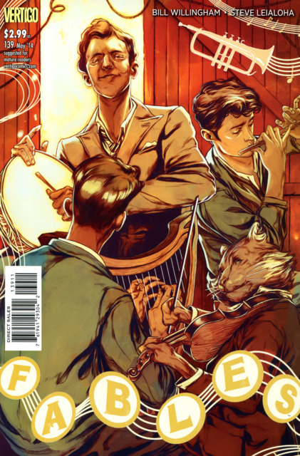 Fables (2002) no. 139 - Used