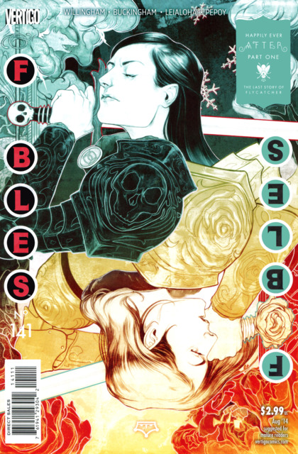 Fables (2002) no. 141 - Used