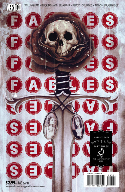 Fables (2002) no. 143 - Used