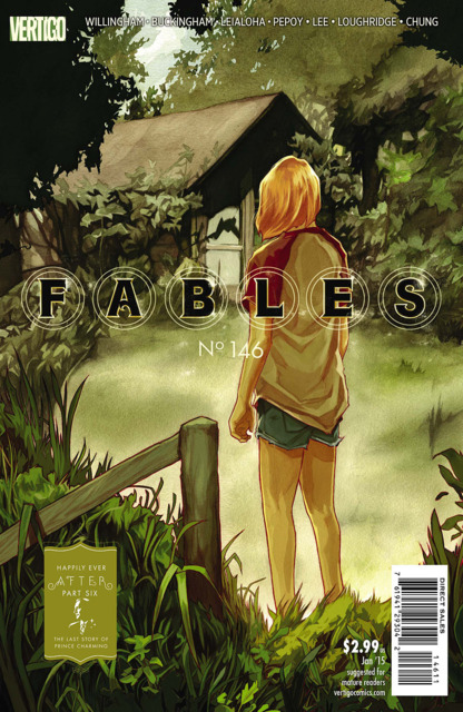 Fables (2002) no. 146 - Used