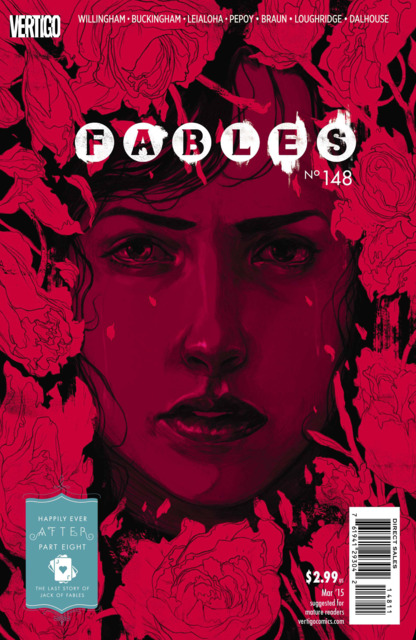 Fables (2002) no. 148 - Used