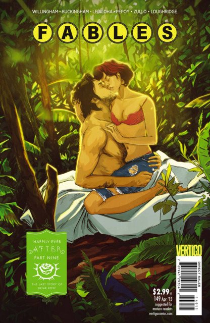 Fables (2002) no. 149 - Used