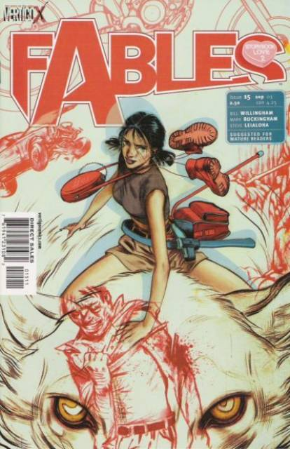 Fables (2002) no. 15 - Used