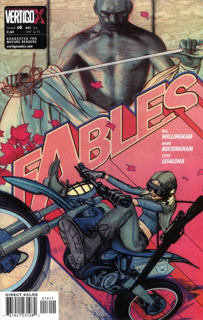Fables (2002) no. 16 - Used