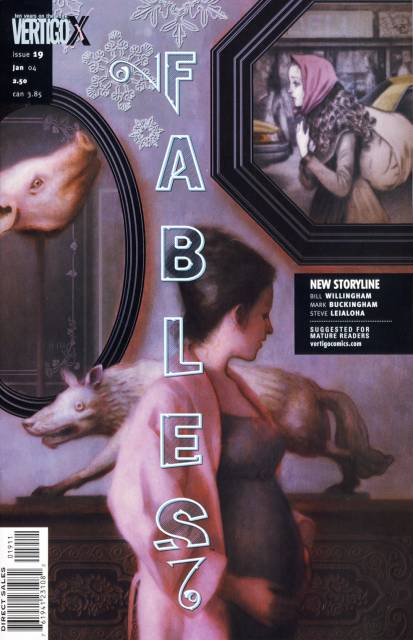 Fables (2002) no. 19 - Used