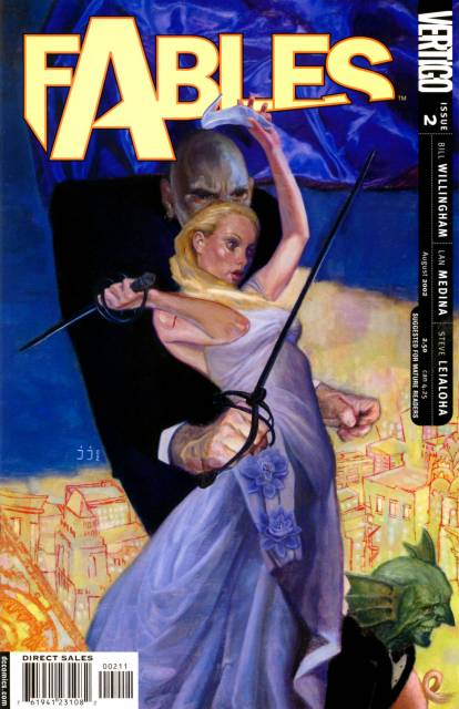 Fables (2002) no. 2 - Used