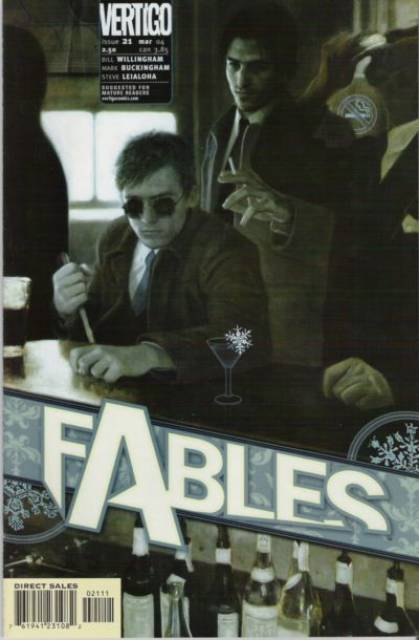 Fables (2002) no. 21 - Used