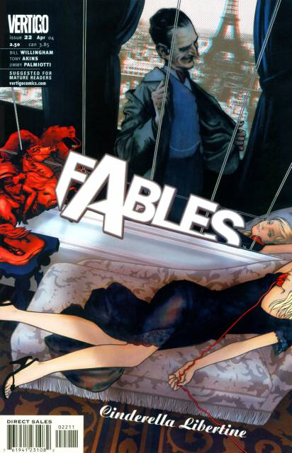 Fables (2002) no. 22 - Used