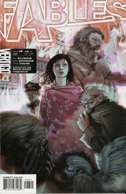 Fables (2002) no. 26 - Used