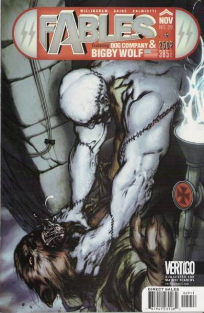 Fables (2002) no. 29 - Used