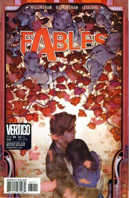 Fables (2002) no. 31 - Used