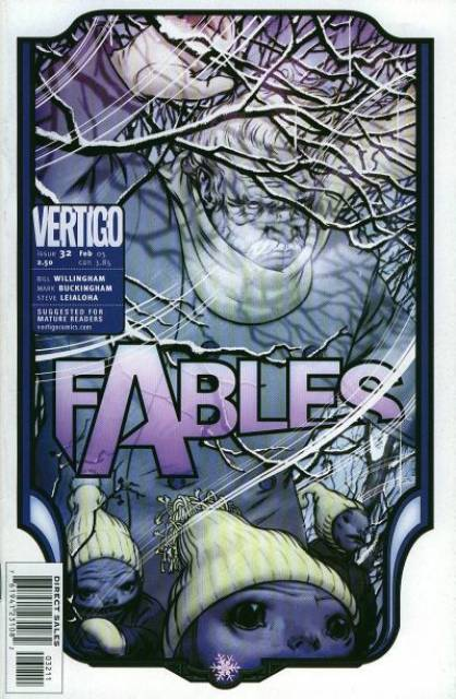 Fables (2002) no. 32 - Used