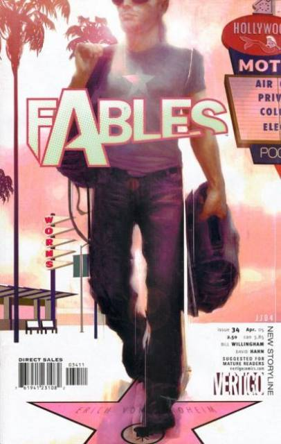 Fables (2002) no. 34 - Used