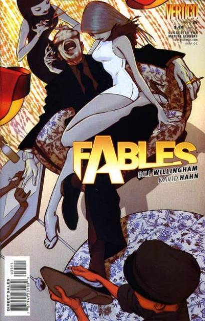 Fables (2002) no. 35 - Used