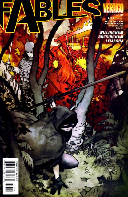 Fables (2002) no. 37 - Used